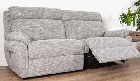Jenson 3 Seater Recliner