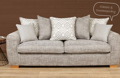 Redcliff 4 Seater Sofa