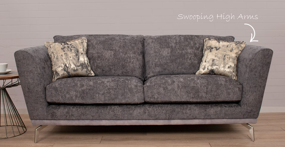 Colby 3 Seater Sofa